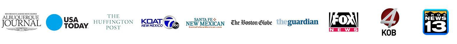 Featured News logos